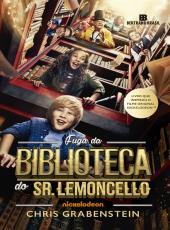 Fuga Da Biblioteca Do Sr. Lemoncello - Capa Nova