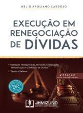 Execucao Em Renegociacao De Dividas - 04 Ed