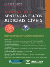 Manual Das Sentencas E Atos Judiciais Civeis - 02 Ed