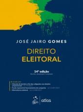 Direito Eleitoral - 14 Ed