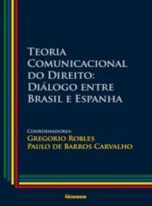 Teoria Comunicacional Do Direito - Vol I