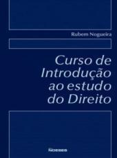 Curso De Introducao Ao Estudo Do Direito - 04 Ed