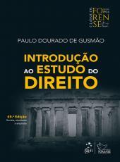Introducao Ao Estudo Do Direito - 49 Ed