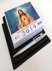 Calendario De Mesa Do Sagrado Coracao De Jesus 2019