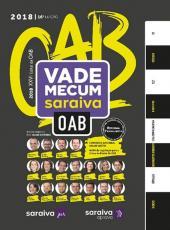 Vade Mecum Saraiva - Oab - 2018 - 16 Ed
