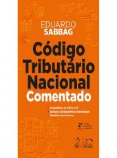 Codigo Tributario Nacional Comentado - 02 Ed