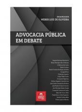 Advocacia Publica Em Debate