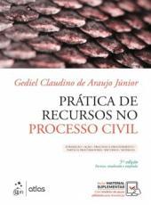 Pratica De Recursos No Processo Civil - 05 Ed