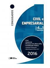 Codigos 4 Em 1 Conjugados - Civil E Empresarial - 12 Ed