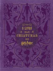 Livro Das Criaturas De Harry Potter, O