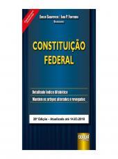Constituicao Federal - 28 Ed