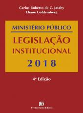 Ministerio Publico Legislacao Institucional 2018