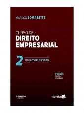 Curso De Direito Empresarial - Titulos De Credito - Vol 02 - 09 Ed