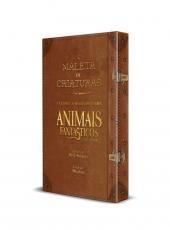 Maleta De Criaturas, A - Explore A Magia Do Filme Animais Fantasticos E Onde Habitam