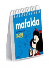 Mafalda - Calendario 2019 - Azul