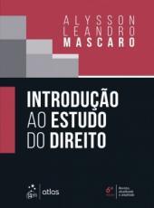 Introducao Ao Estudo Do Direito - 06 Ed