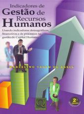 Indicadores De Gestao De Recursos Humanos - 02 Ed