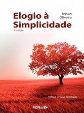 Elogio A Simplicidade - 02 Ed