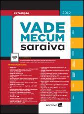 Vade Mecum Saraiva - 2019 - 27 Ed