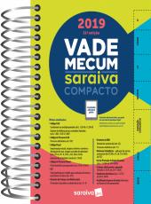 Vade Mecum Saraiva Compacto Espiral - 2019 - 21 Ed
