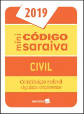 Mini Codigo Civil - Saraiva 2019 - 25 Ed