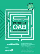 Manual Passe Na Oab 1 Fase - Teoria Sistematizada - 02 Ed