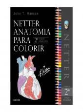 Netter Anatomia Para Colorir - 02 Ed