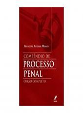 Compendio De Processo Penal - Curso Completo