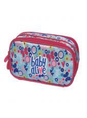 Estojo Duplo Baby Alive Butterfly Diversas U - 980b14005u