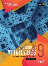 Conquista Da Matematica, A - 9 Ano - Ef Ii - Caderno De Atividade