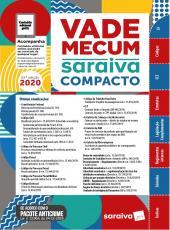 Vade Mecum Compacto Saraiva 2020 - 22