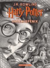 Harry Potter E A Ordem Da Fenix - Edicao Comemorativa Dos 20 Anos