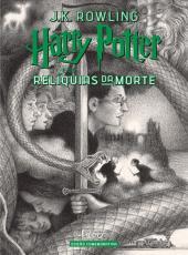 Harry Potter E As Reliquias Da Morte - Edicao Comemorativa Dos 20 Anos