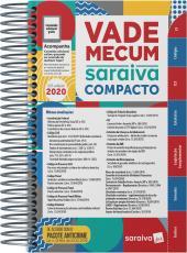 Vade Mecum Saraiva Compacto Espiral 2020 - 22