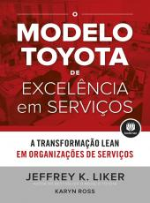 Modelo Toyota De Excelencia Em Servicos, O