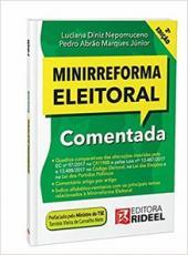 Minirreforma Eleitoral - Comentada
