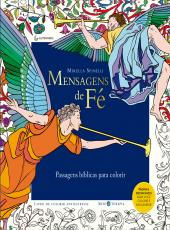 Mensagens De Fe - Passagens Biblicas Para Colorir