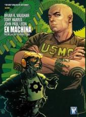 EX-MACHINA EDIÇÃO DE LUXO VOLUME 3