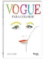 Vogue - Para Colorir