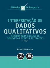 Interpretacao De Dados Qualitativos - 3 Ed