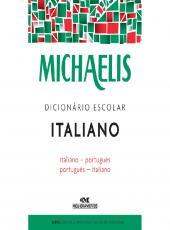 Michaelis Dicionario Escolar Italiano - Ital/portg - Portg/ital - 03 Ed
