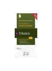Como Se Preparar Para O Exame De Ordem 1 Fase - Tributario - Vol 04 - 12 Ed