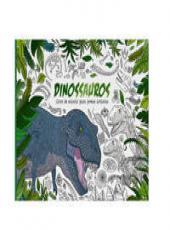Livro De Colorir - Dinossauros