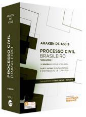 Processo Civil Brasileiro - Vol 1 - 2 Ed