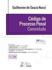 Codigo De Processo Penal Comentado - 16 Ed