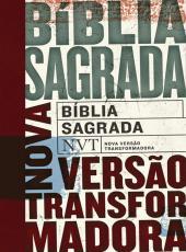 Biblia Sagrada Nvt - Tipos - Letra Normal/brochura Com Orelhas