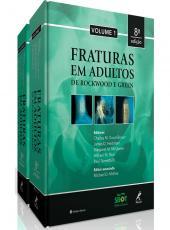 Fraturas Em Adultos De Rockwood E Green - 2 Vols - 8 Ed
