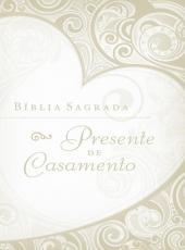 Biblia Sagrada - Presente De Casamento