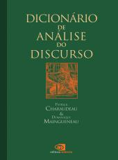 Dicionario De Analise Do Discurso - 03 Ed