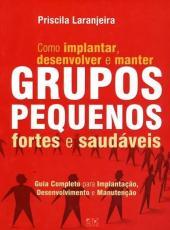 COMO IMPLANTAR DESENVOLVER E MANTER GRUPOS PEQUENOS FORTES E SAUDAVEIS